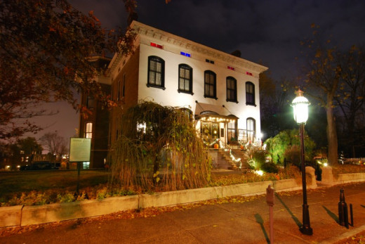 Haunted Mansion in St. Louis, Missouri