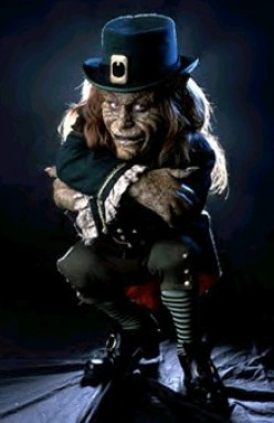 Another pic of the evil Leprechaun from the movieLeprechaun Movie