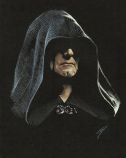 Who is the best baddie, villain, foe, enemy in Star Wars? Darth Sidious Vs Darth Maul Vs Darth Vadar Vs Boba Fett + more