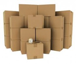 inventory of packaged goods