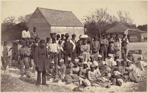 Slaves of General Thomas F. Drayton