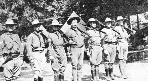 Canadian Volunteers