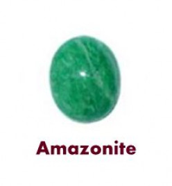 Amazonite Gemstone - Stone of Courage and Protection against Electromagnetic Pollution