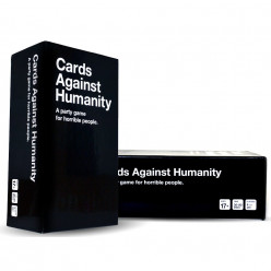 Where can I buy Cards Against Humanity Online? Info about CAH, the hit party game for jerks