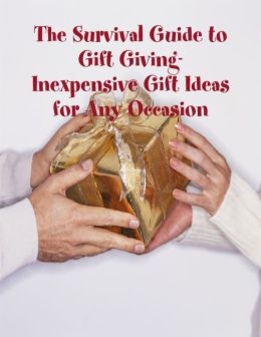 Finding Appropriate Gift Ideas