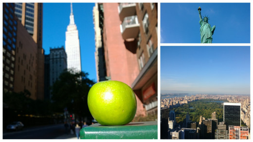 NYC Collage