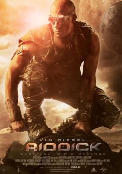 """Riddick"": B-Movie of the Year"