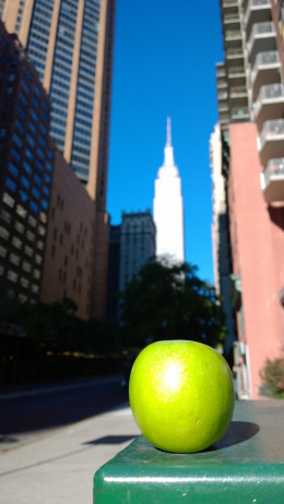 The Big Apple