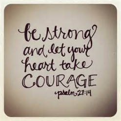 Take Courage with You