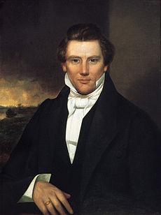 Painting of Joseph Smith Jr.