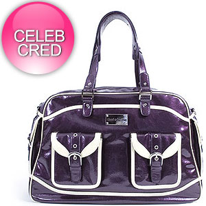 Glam mamas Nicole Kidman, Angelina Jolie, and Courteney Cox all carry T & L bags.