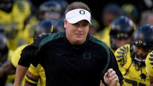 Chip Kelly Running Back to College?