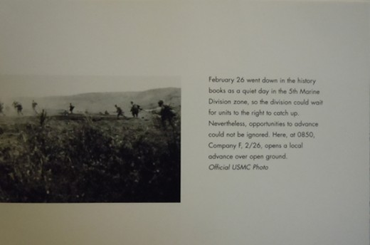 F Company, 2nd Battalion, 26th Regiment (2/26) is clearly identified, as is 5th Division.