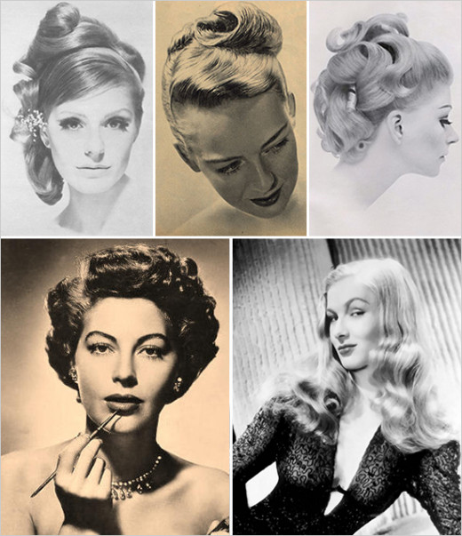 Hollywood Vintage Glamour