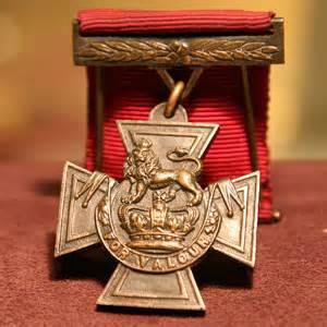 The Victoria Cross - VC.