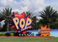 Disney's pop century resort, fun facts and travel tips