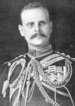 Lieutenant-General Sir William Birdwood, Commander of ANZACs in Great War (World War 1, WWI, European War) to 1918