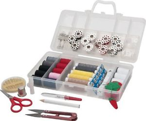 Never leave home without a sewing kit!