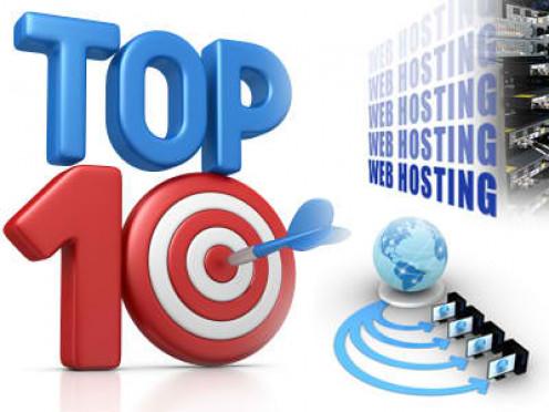 Top 10 Web Hosting Companies