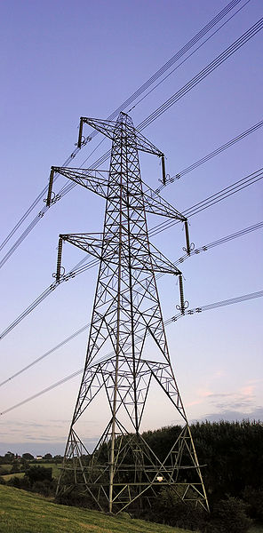 L6 D Electricity Transmission tower