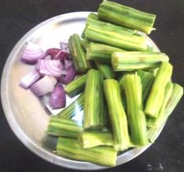how to make drumstick sambar in tamil