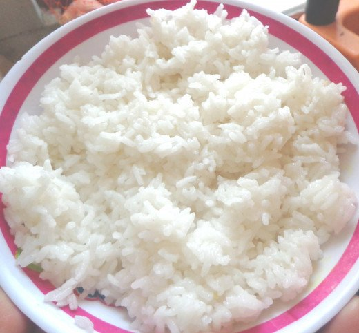 Cooked Rice