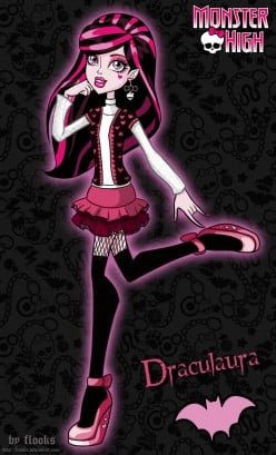 Monster High; who are the Characters? How can I dress like them for Halloween or parties? Draculaura, Frankie Stein etc