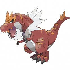 Pokémon X and Y Walkthrough, Pokémon Move Sets: Tyrantrum