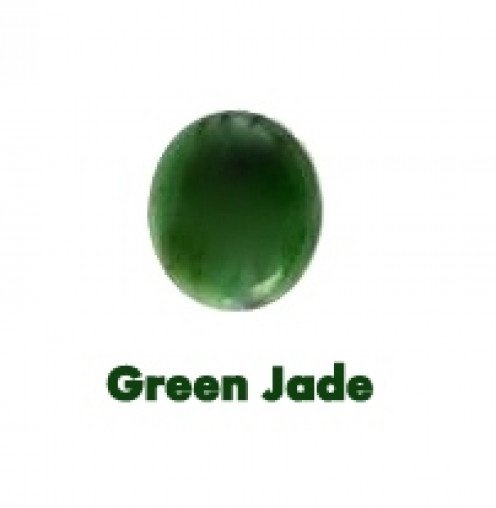 Green Jade Gemstone