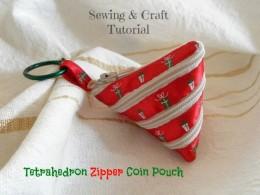 Zipper Coin Pouch