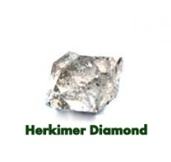 Herkimer Diamond Quartz Stone - The Gemstone of Attunement