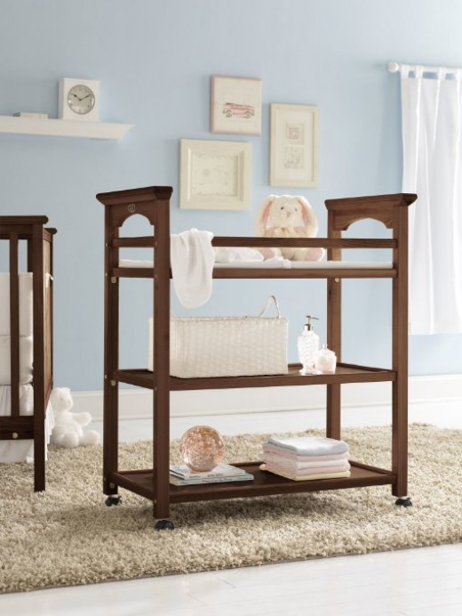 Graco Lauren Dressing Table