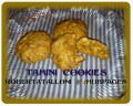 Tahini Cookies: A GF and Cow Milk Free Sesame Seed Butter Recipe
