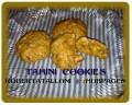 Tahini Cookies: Free Sesame Seed Butter Recipe