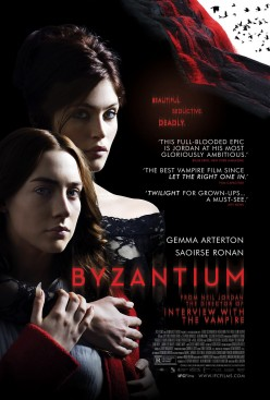 Movie Review: Byzantium (2013)