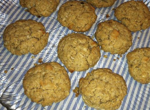 Tahini, tahini!  Kids love to say tahini!  :)  (And they love to make and eat the cookies!)