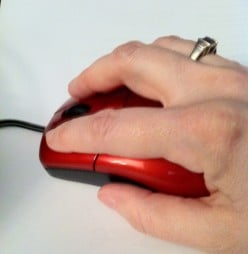 Review of the Inland USB Mouse (Optical)