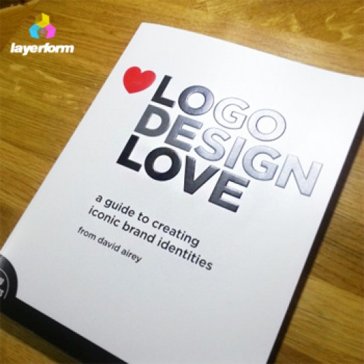 "Edd Biel reviews ""Logo Design Love"" by David Airey"