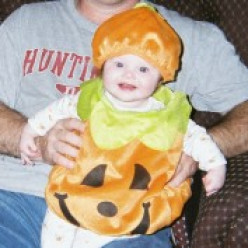 What is the cutest little outfit you have seen on a little one on Halloween over the years?