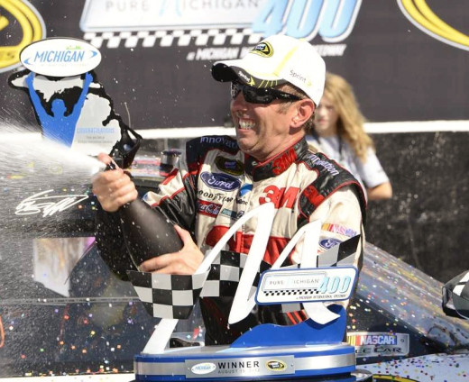No one has a better average finish over the last ten Texas races than Greg Biffle