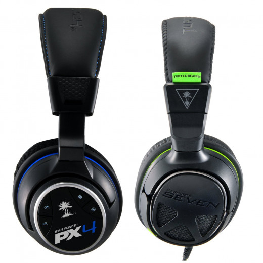 Here's a look at Turtle Beach's new XO Seven, Xbox One, and PX4 side by side. Both should be a worthwhile addition to your console purchase.