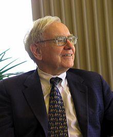 An image of Warren Buffett in 2011