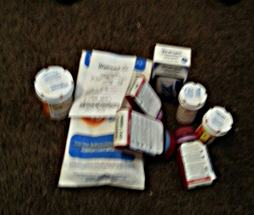 And these are only the prescription drugs.