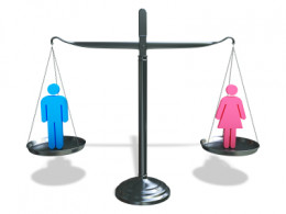 Men-Women have natural equality