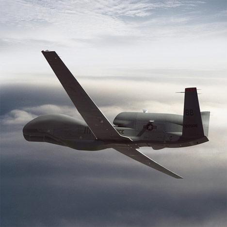 unmanned warplanes