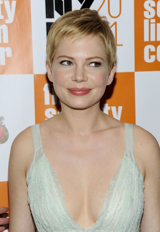 Michelle Williams plays Marilyn in the film of the same name this month on Netflix steaming
