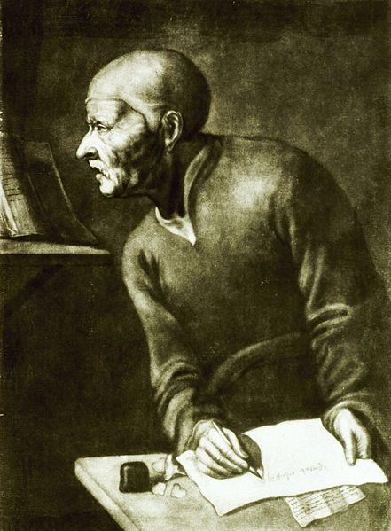 Friar John Duns Scotus