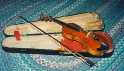 Eli Rhodes, Oak Creek Township Fiddler