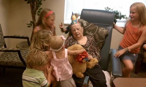 Grandma's 99th Birthday