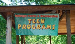 Some states offer teen programs where teens can meet and have fun.
